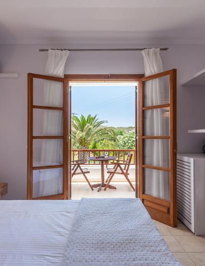 Milos Konstantinos Hotel | Hotel in Milos | Superior Room with Garden View