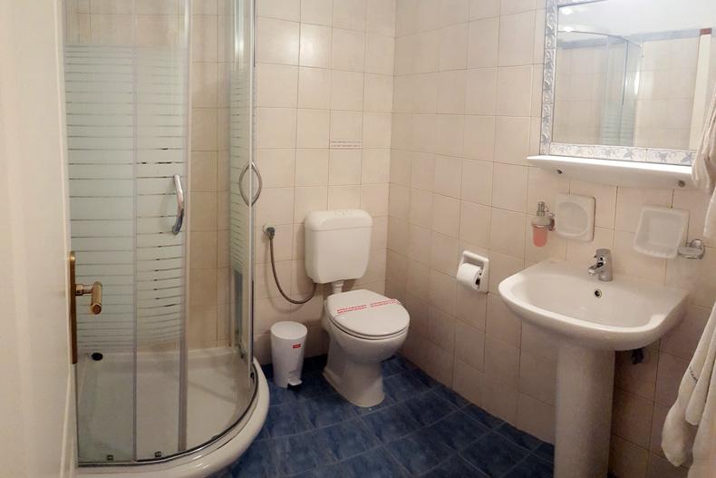 Milos Konstantinos Hotel | Superior Room with Sea View – 2nd Floor | Rooms in Milos