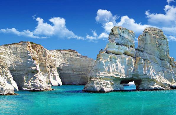 Hotel in Milos | Beaches of Milos | Kleftiko Beach
