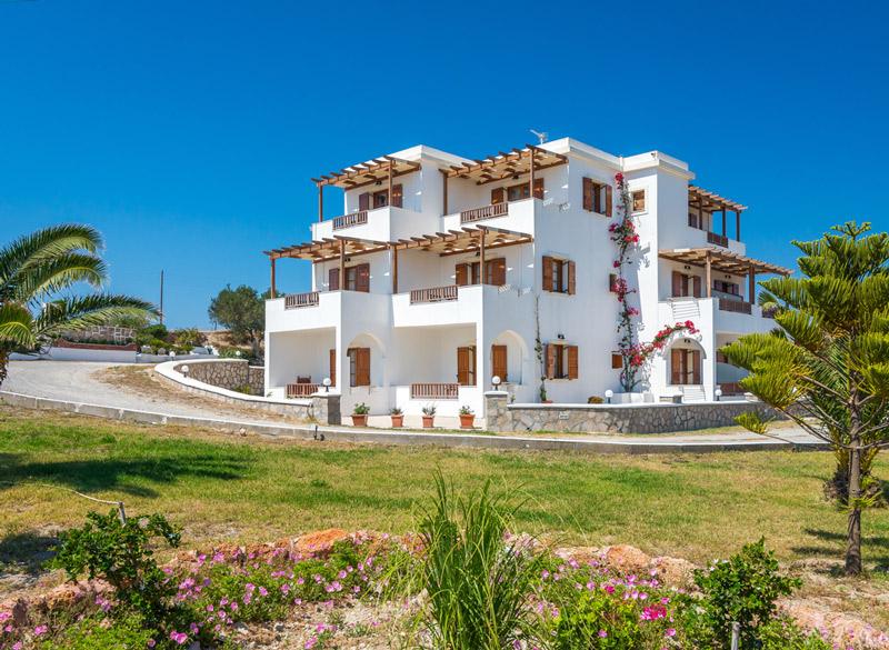 Milos Konstantinos Hotel | Hotel in Milos | Facilities