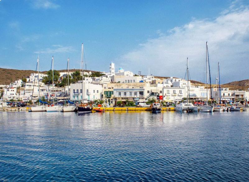 Hotel in Milos | Places of Milos | Adamas