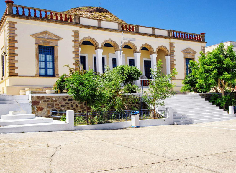 Hotel in Milos | Places of Milos | Archaeological Museum of Milos